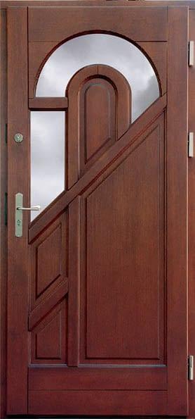 Drzwi zewnętrzne Wisła